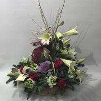 Cestas flores