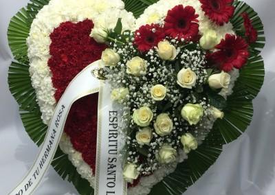 Corazón funeral