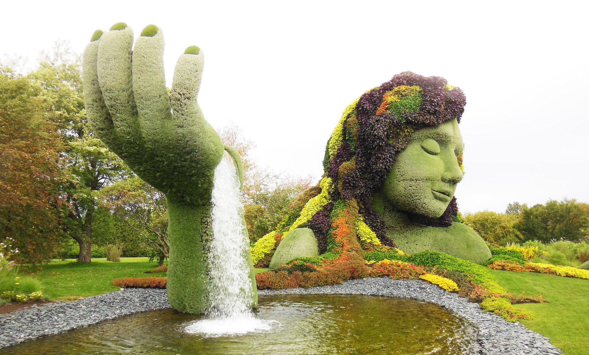 Jardín Botánico de Montreal - jardines botánicos