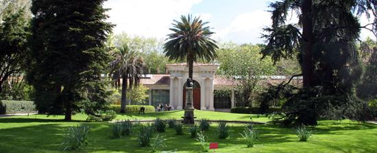 Sab as que en madrid est uno de los jardines bot nicos for Precio entrada jardin botanico madrid