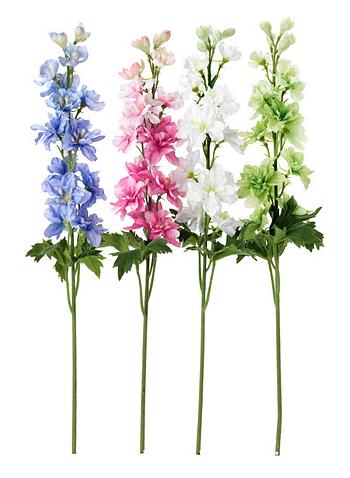 flor mes de nacimiento espuelas de caballero